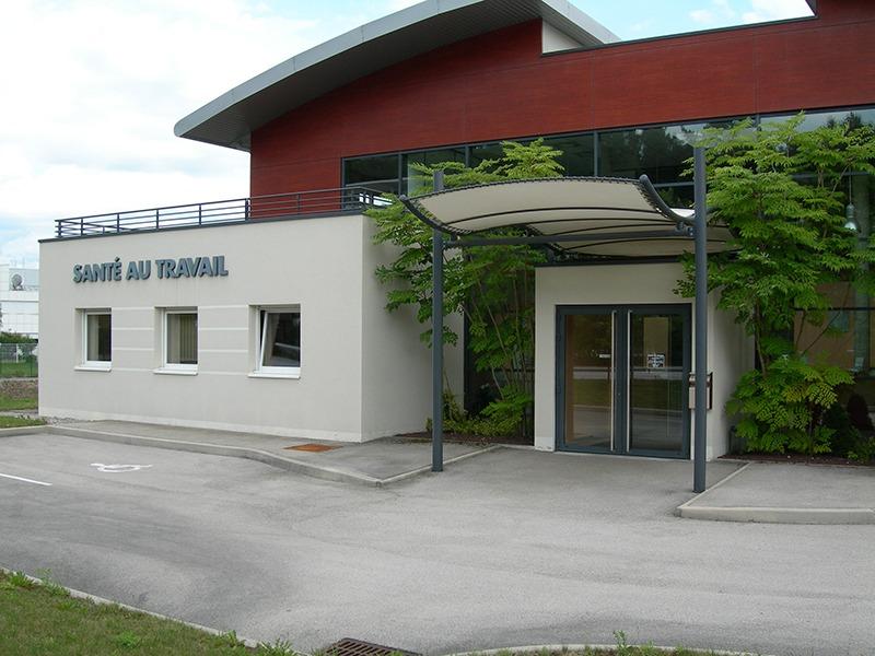 Comité de Santé au Travail d'Oyonnax