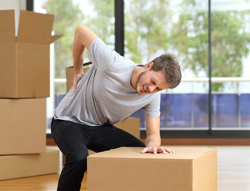 Le mal de dos ou « lombalgie » altère la qualité de vie des salariés et a un fort impact sur l'organisation des entreprises